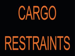 Cargo Restraint Accessories